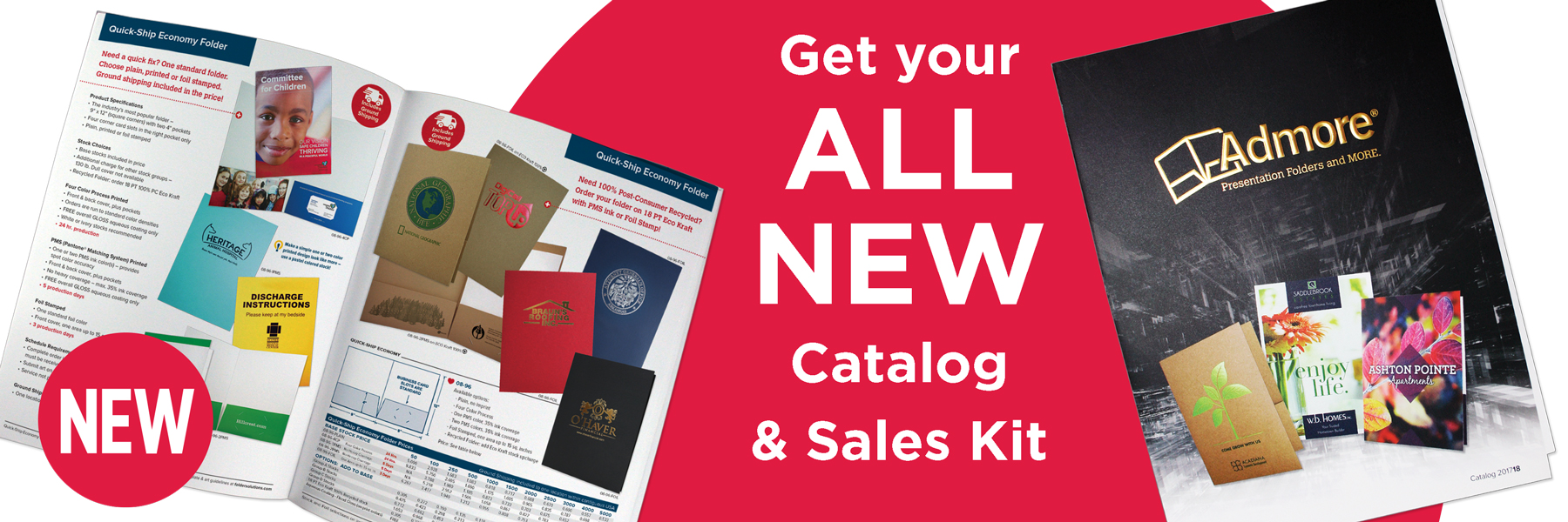New! 2017 Sales Catalog