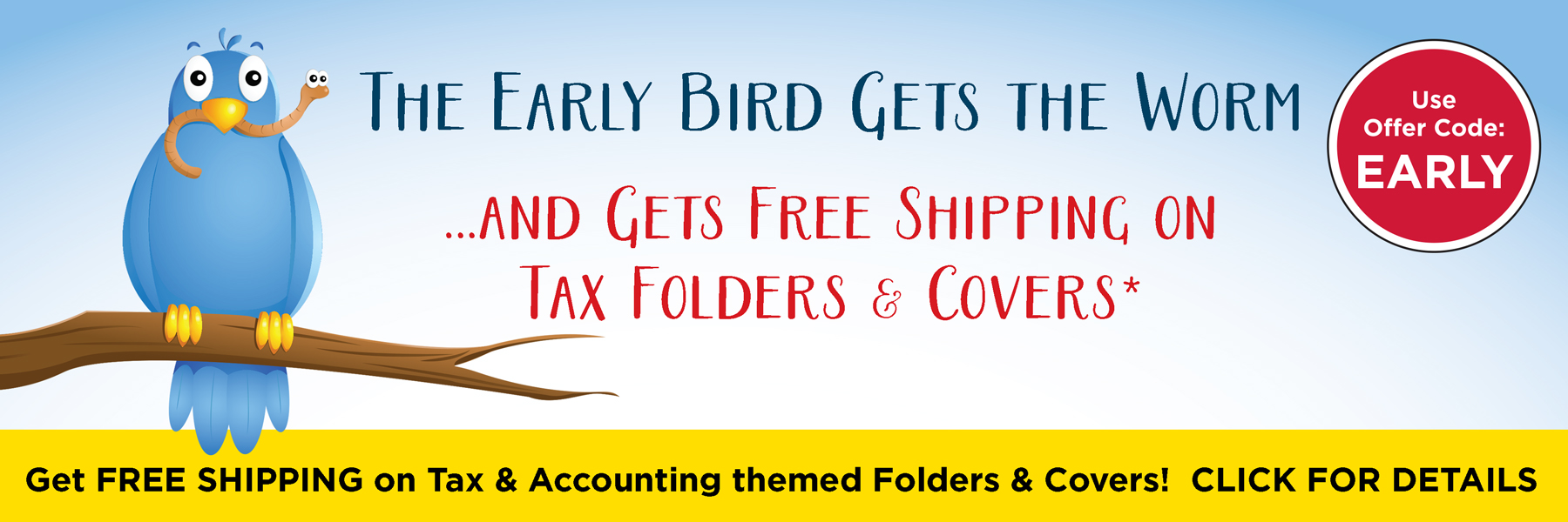 FREE Shipping on Tax & Accounting Folders