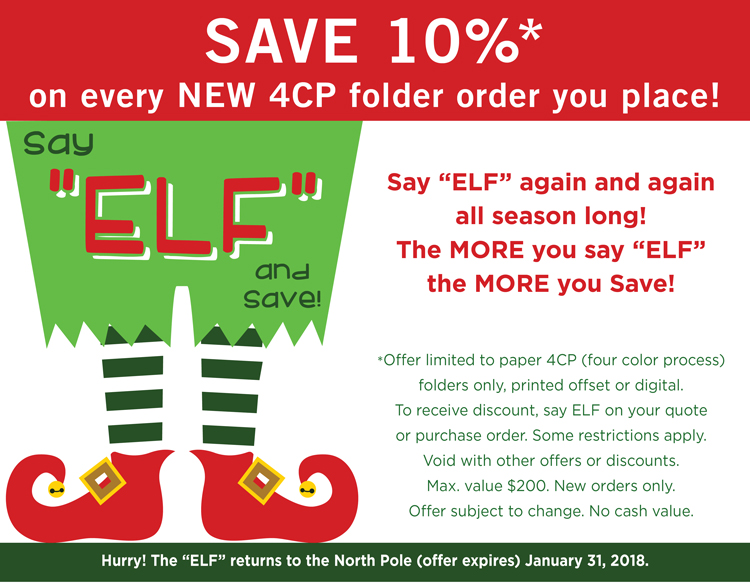 Say Elf and Save!