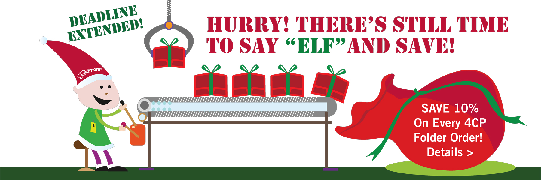 ELF Holiday Promotion 2018