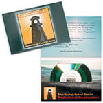 27-01 Disc Mailer with Reinforced Cover