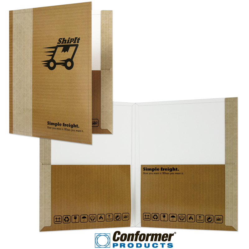 29-82 Conformer® Tall Pocket Folder