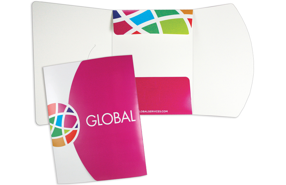 Pocket Folders | Printed Presentation Folders | All Styles and Sizes