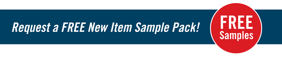 Request New Item Sample Pack