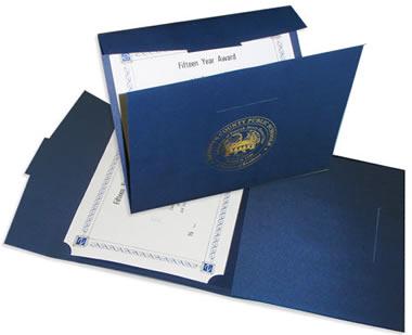 09 10 Portfolio Certificate Cover Admore 174 Folders