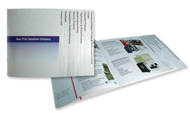 Non-Branded Brochures