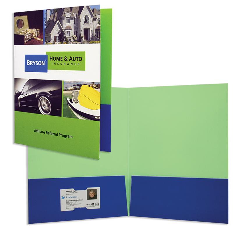 08-28 9 x 12 two pocket folder | admore® folders, Presentation templates